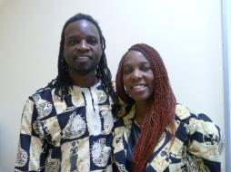Lance and Christina