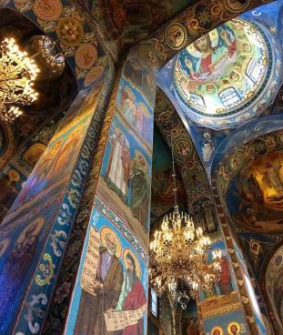 Church of the Spilled Blood, St. Petersburg, Russia, Photo-Ashley Goad