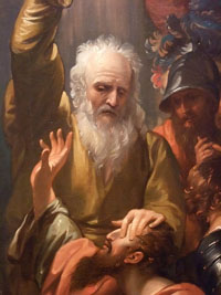 Conversion of St. Paul, Benjamin West, Art in the Christian Tradition