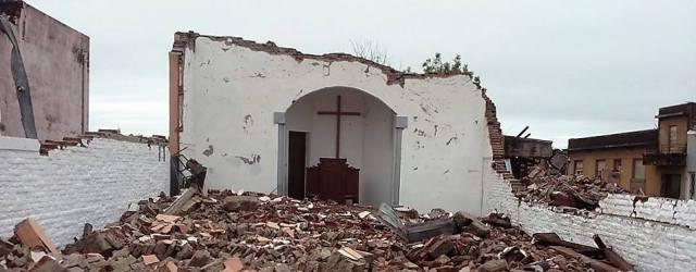 Church in Dolores, Uruguay