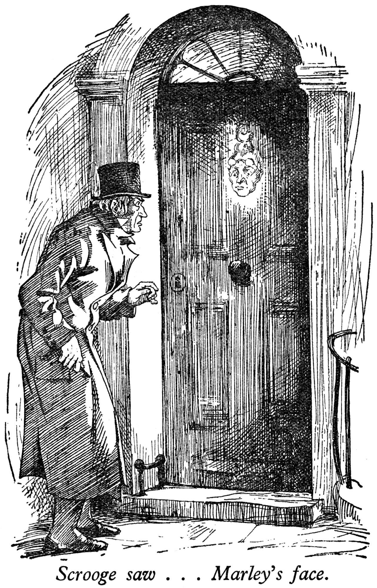 Improv on Charles Dickens … Advent was dead to begin with …   Gifts in Open Hands